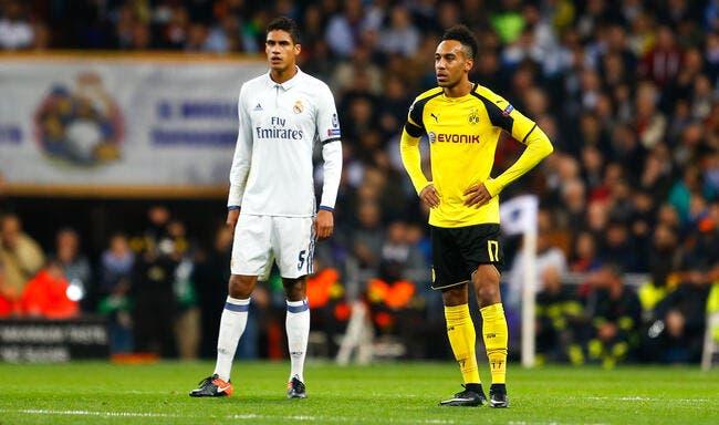 Varane cambriolé pendant Real-Dortmund
