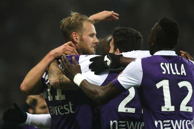 L1 : Toulouse revient dans le game, Lille respire enfin