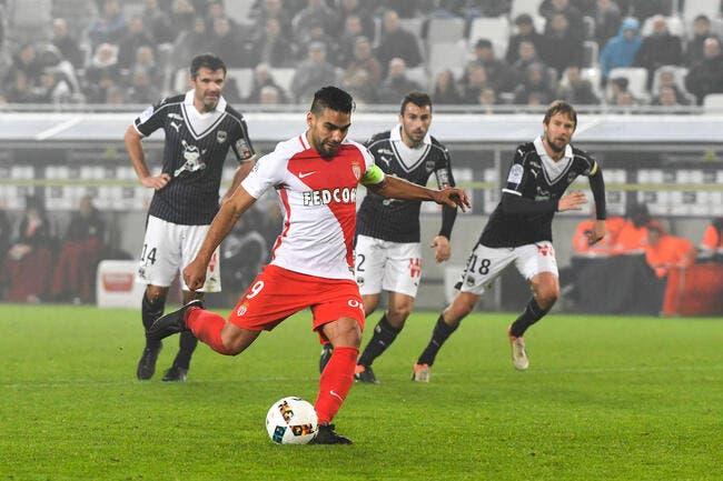 ASM : Falcao redevient El Tigre, Monaco en profite