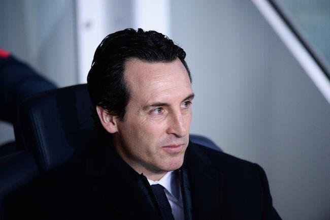Foot PSG PSG : La stat d'Emery qui fait peur avant d