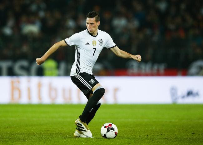PSG - Mercato : Une offre ferme de Kluivert confirmée pour Draxler