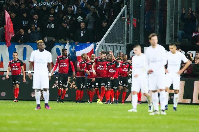 EAG: Kombouaré a réussi son pari contre le PSG il est désol
