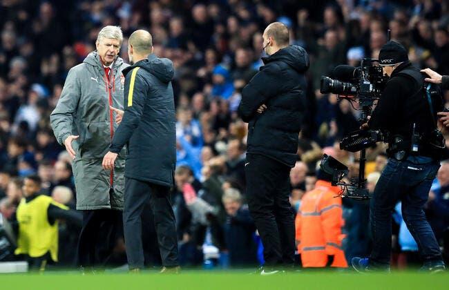 Arsenal : Wenger se lâche comme rarement sur les arbitres