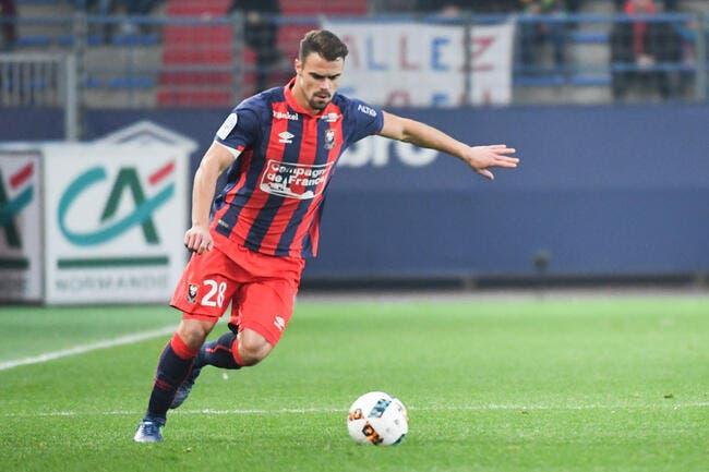 Caen - Metz 3-0