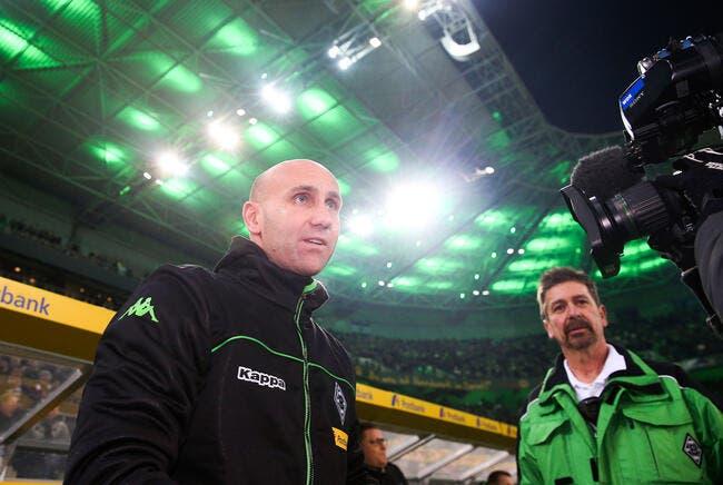 M'Gladbach vire celui qui a remplacé Lucien Favre — Bundesliga