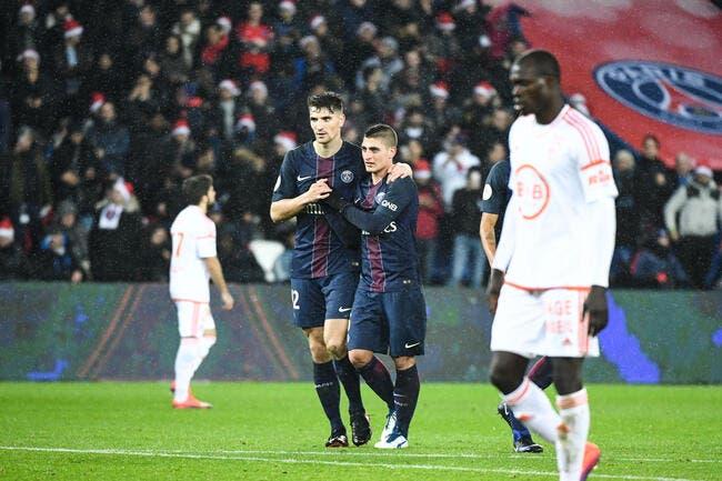 L1 : Monaco et Paris reviennent sur Nice, l'OL et l'OM engrangent