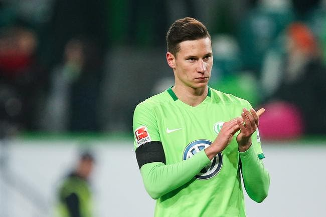 Mercato, Wolfsburg: Julian Draxler a dit oui au PSG