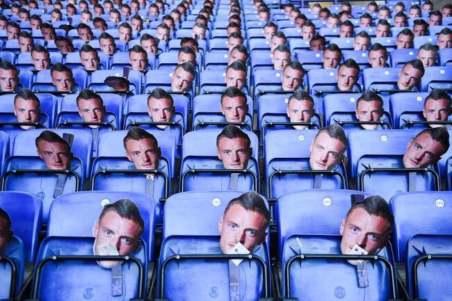 PL : 30.000 masques de Vardy pour une manif à Leicester