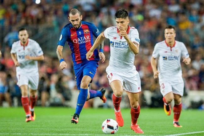 OM : Le Barça fixe le prix pour Aleix Vidal
