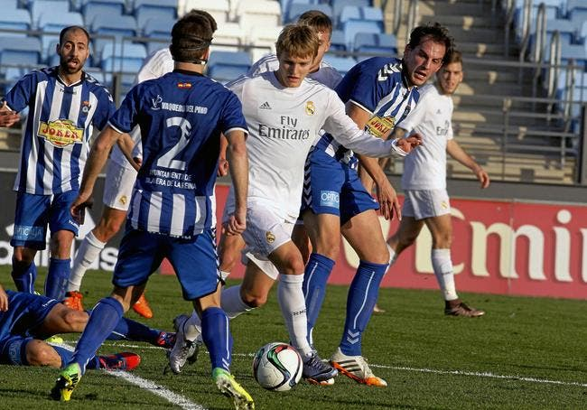 Real : Martin Odegaard a trouvé son point de chute