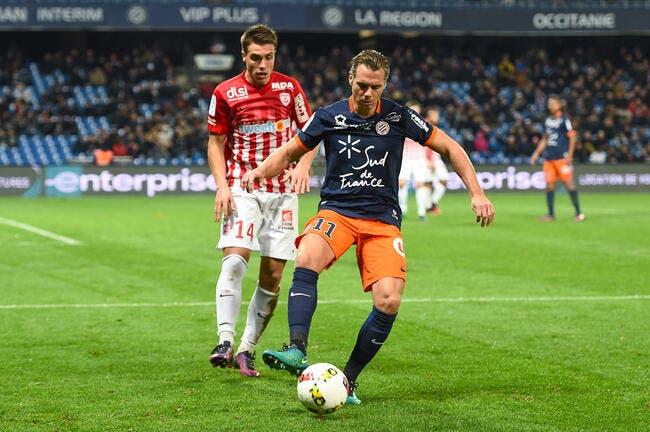 Mercato: Toulouse va se faire chiper Bérigaud par Angers