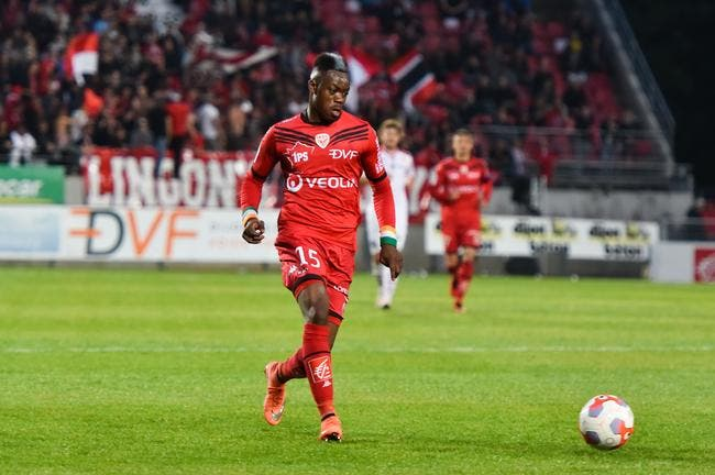 Officiel: Abdoulaye Bamba signe à Angers