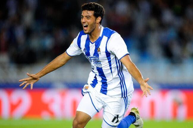 OL : Lyon prêt à lâcher Iturbe pour Carlos Vela au mercato !
