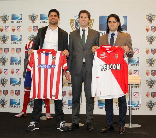Falcao à Madrid, discussions en cours avec l'Atlético