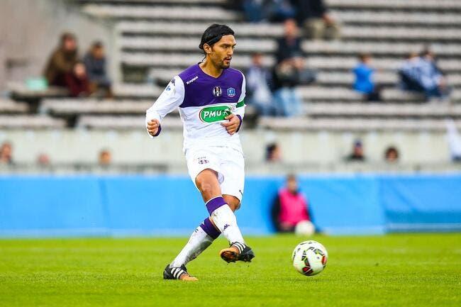 Officiel : Toulouse envoie Aguilar au Portugal