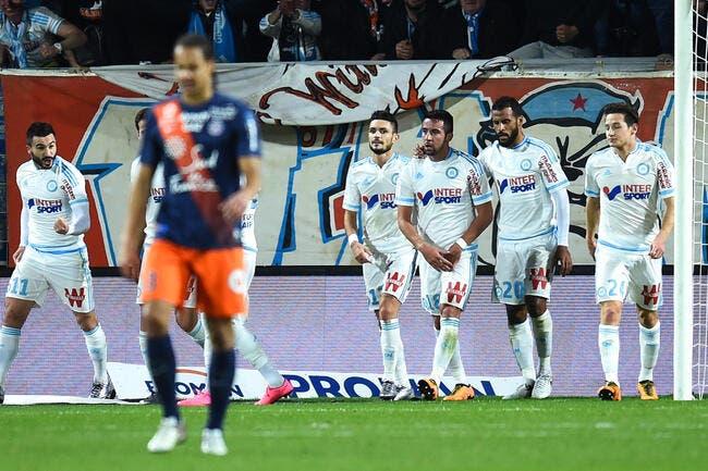 La drôle de victoire de l'OM à Montpellier