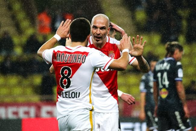 Monaco redresse la barre face à Bastia