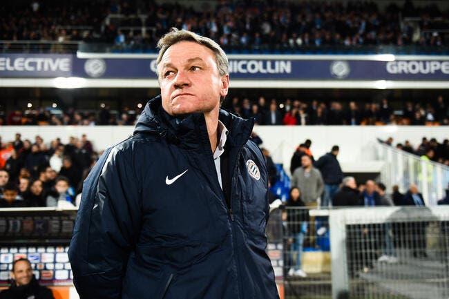 Montpellier va lutter pour sa peau jusqu'au bout