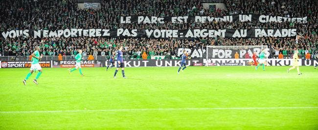 Balbir avocat des fans de l'ASSE pour les banderoles anti-PSG