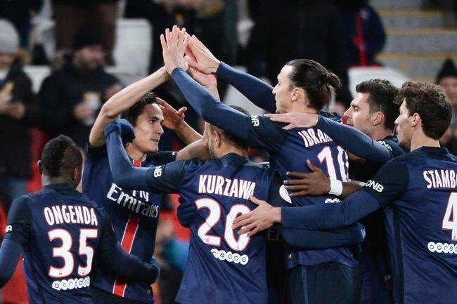 Dites 33, une victoire et un record pour le PSG !