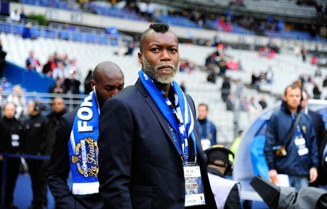 Djibril Cissé prêt à reprendre le football ?