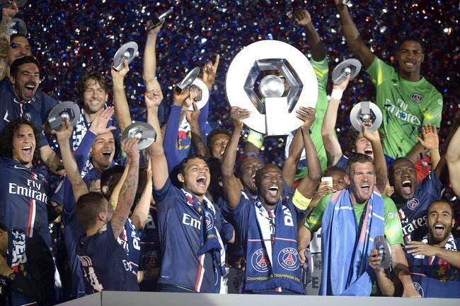 Incroyable, le PSG pourrait être champion avant Chelsea-Paris !
