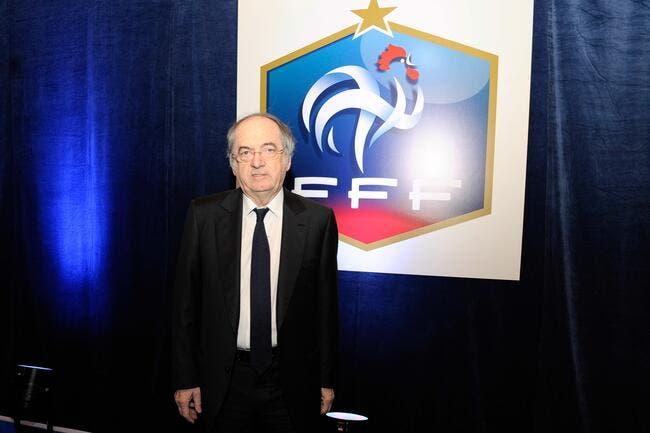 Le Graët explique à sa sauce son vote pour Blatter en 2015