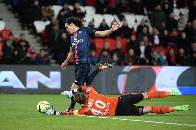 Lorient déçu de ne pas avoir encore plus embêté le PSG