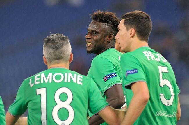 Petit match mais grosse victoire de l'ASSE à Rennes