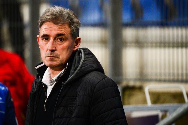 Officiel : Troyes vire Robin et change encore d'entraîneur