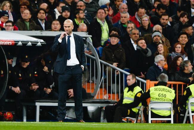 Zidane multiplie son salaire par huit au Real Madrid !