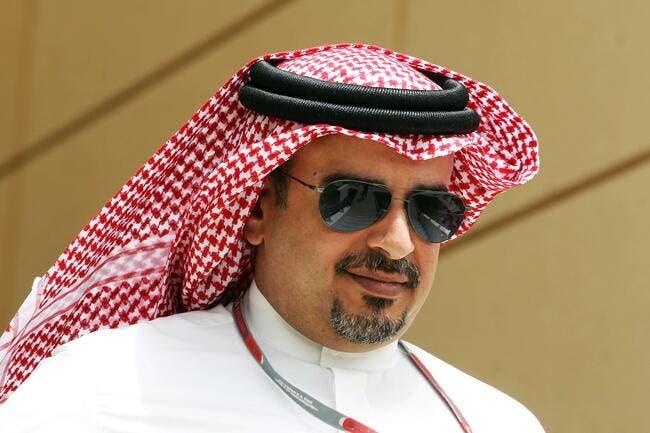 Le Cheikh Salman se rapproche du trône à la FIFA