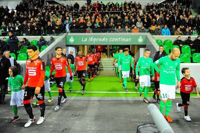 Rennes ou l'ASSE sur le podium, Pierre Ménès flippe