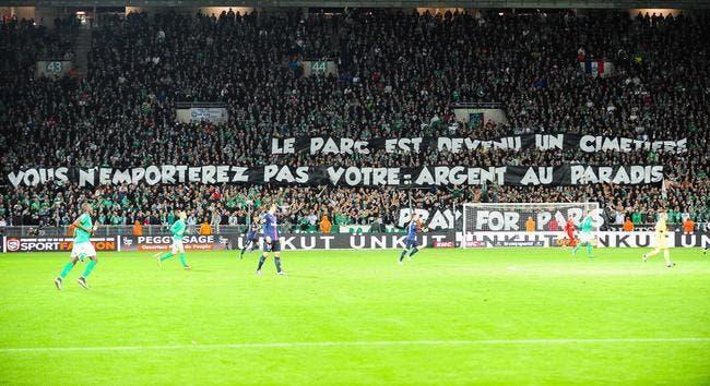 L'ASSE aurait menti dans l'affaire des banderoles anti-PSG !