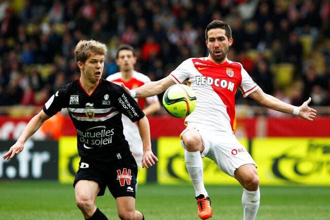 Monaco s'offre Nice et fait le break !