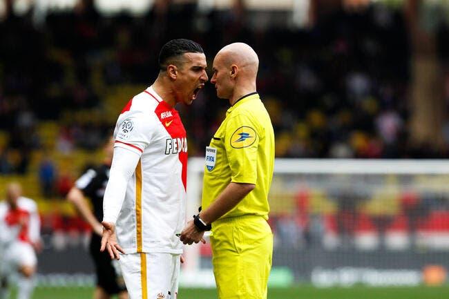 Photo : Dirar et Chapron, le face-à-face qui vaut un rouge