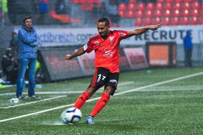 Ripoll encense l'un de ses joueurs à Lorient