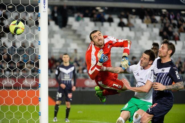 Bordeaux a subi la dure loi du football