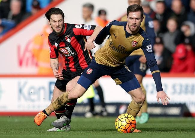 Bournemouth - Arsenal : 0-2