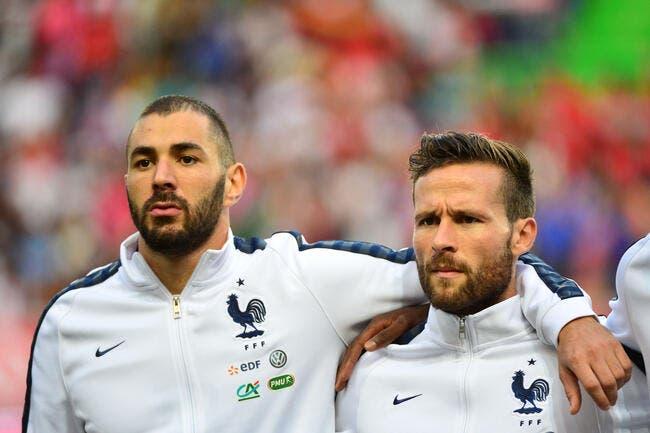 Cabaye a choisi entre Giroud et Benzema