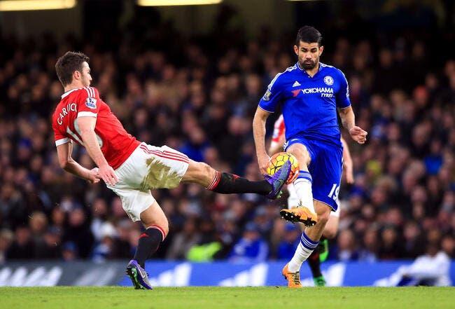 Face à MU, Chelsea perd Zouma mais arrache un point