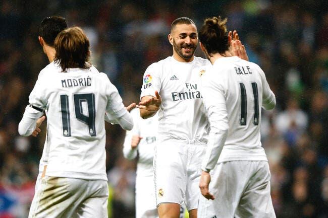 Grenade - Real Madrid : 1-2