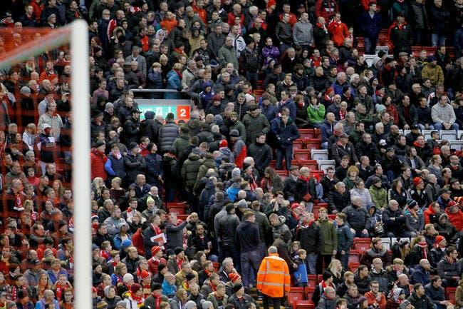 Le prix des places  augmente à Liverpool, Anfield se vide