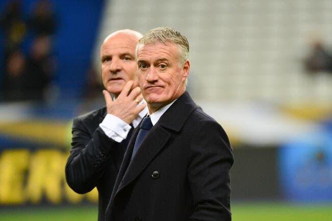 Les Bleus contre le Cameroun et l'Ecosse avant l'Euro 2016