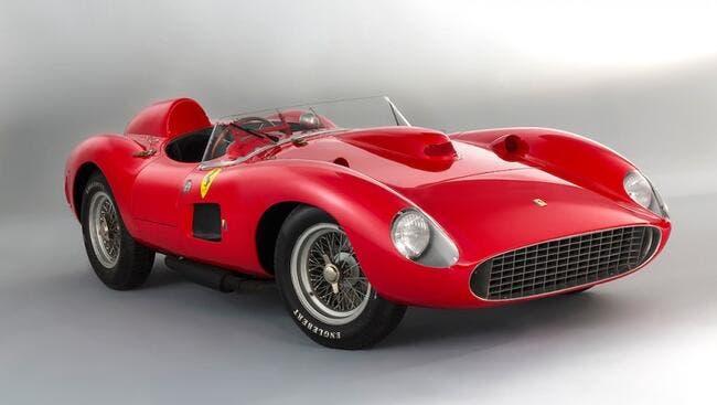 La rumeur bidon de la vente d'une Ferrari 32ME à Lionel Messi