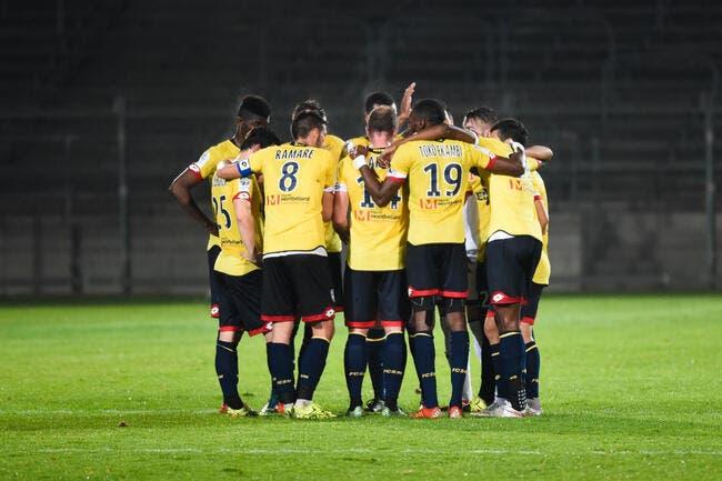 19e de L2, Sochaux sort Monaco de la Coupe !