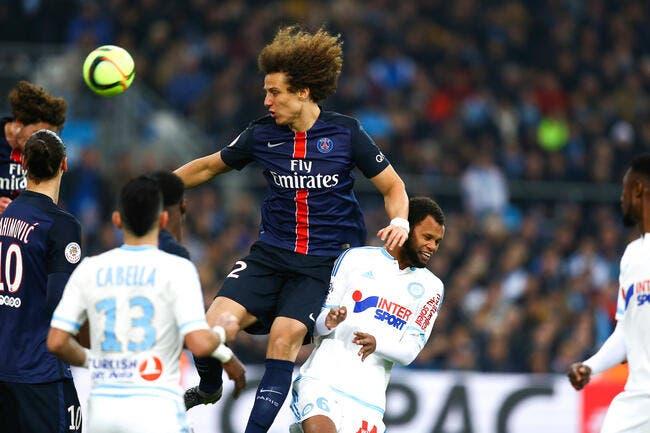 David Luiz a vu un futur crack à l'OM et lui a dit