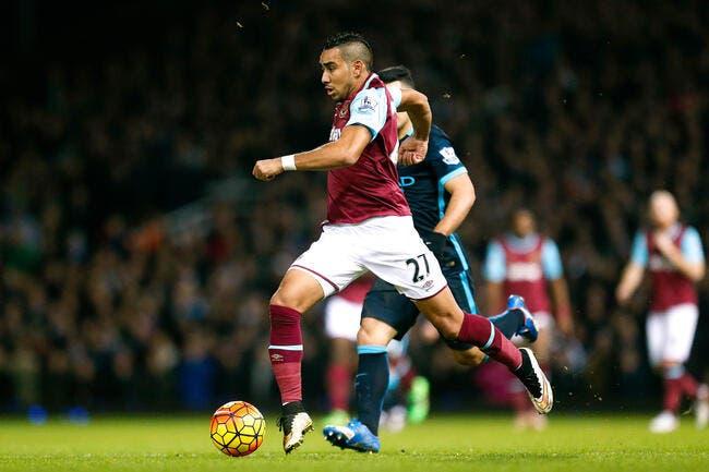 West Ham veut très vite prolonger Dimitri Payet