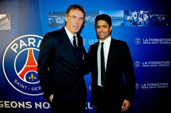 Laurent Blanc restera entraîneur du PSG jusqu'en 2018