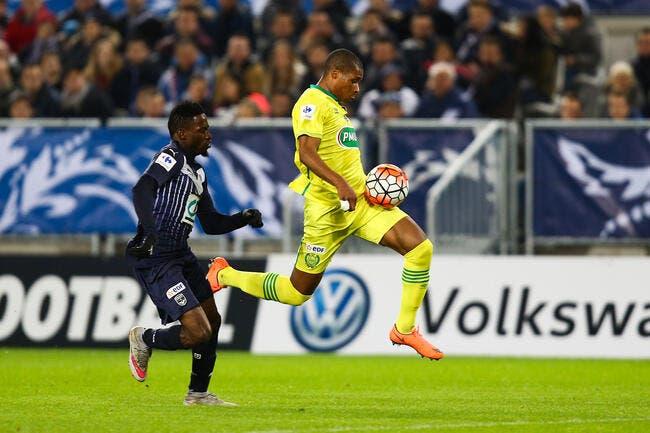 Nantes renverse Bordeaux, l'ASSE et Lorient passent